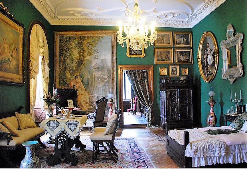 Château de Sychrov pour le cardinal Rohan et Victoire Armand, princesse de Guéménée le 14 octobre 2018 Snzyme27