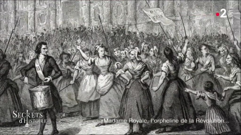 «Secrets d'histoire» Marie-Thérèse de France Snzyme27