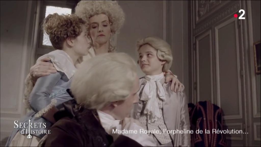 «Secrets d'histoire» Marie-Thérèse de France Snzyme28