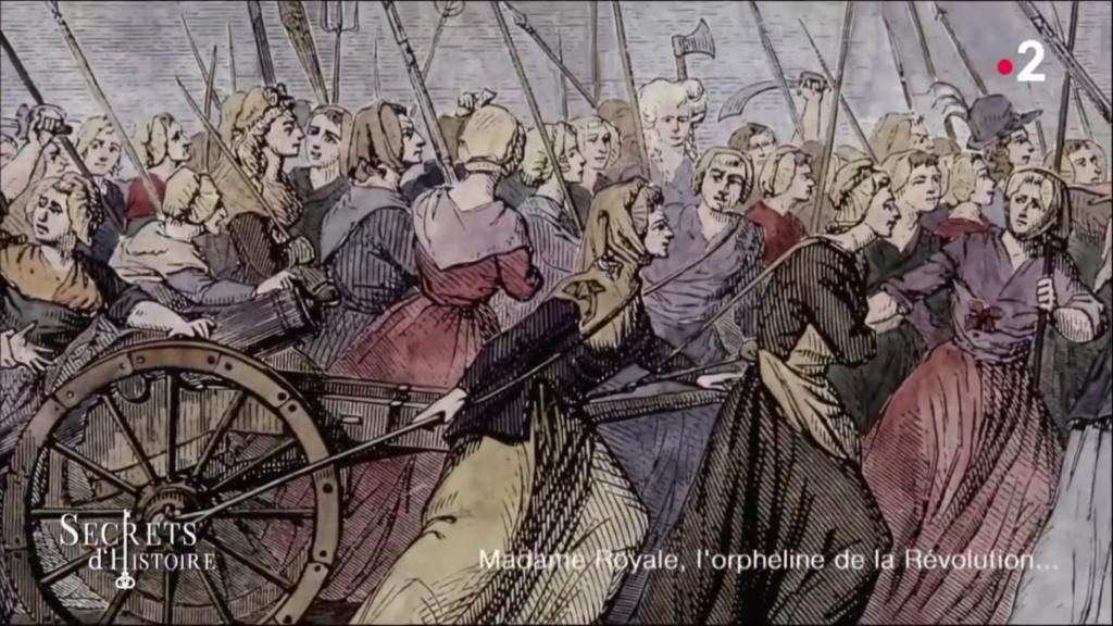 «Secrets d'histoire» Marie-Thérèse de France Snzyme29