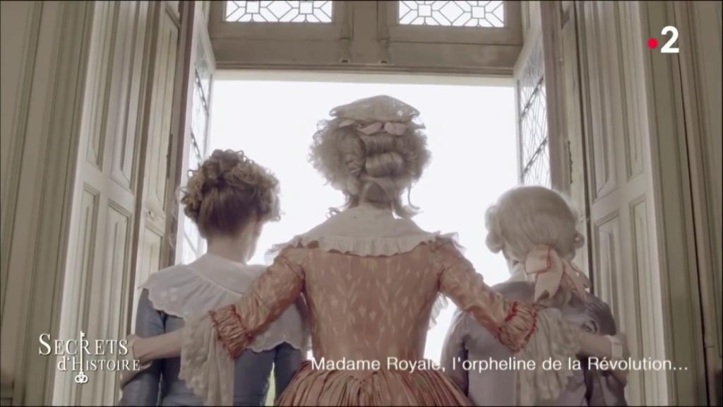 «Secrets d'histoire» Marie-Thérèse de France Snzyme30