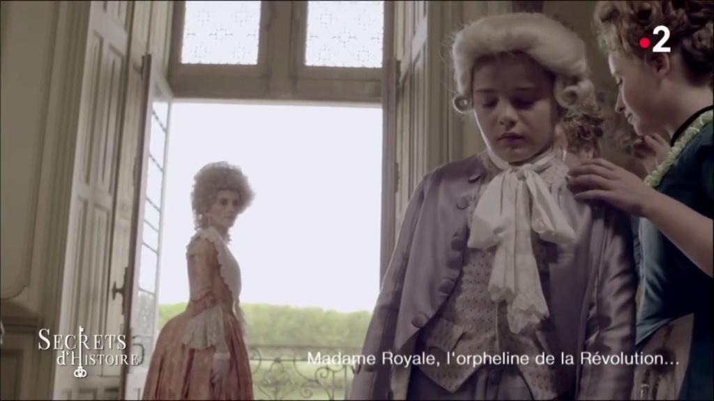 «Secrets d'histoire» Marie-Thérèse de France Snzyme31