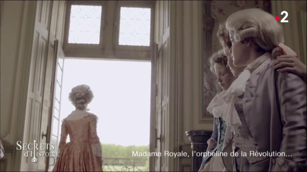 «Secrets d'histoire» Marie-Thérèse de France Snzyme32