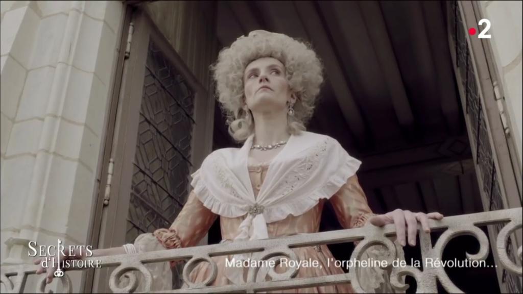 «Secrets d'histoire» Marie-Thérèse de France Snzyme33