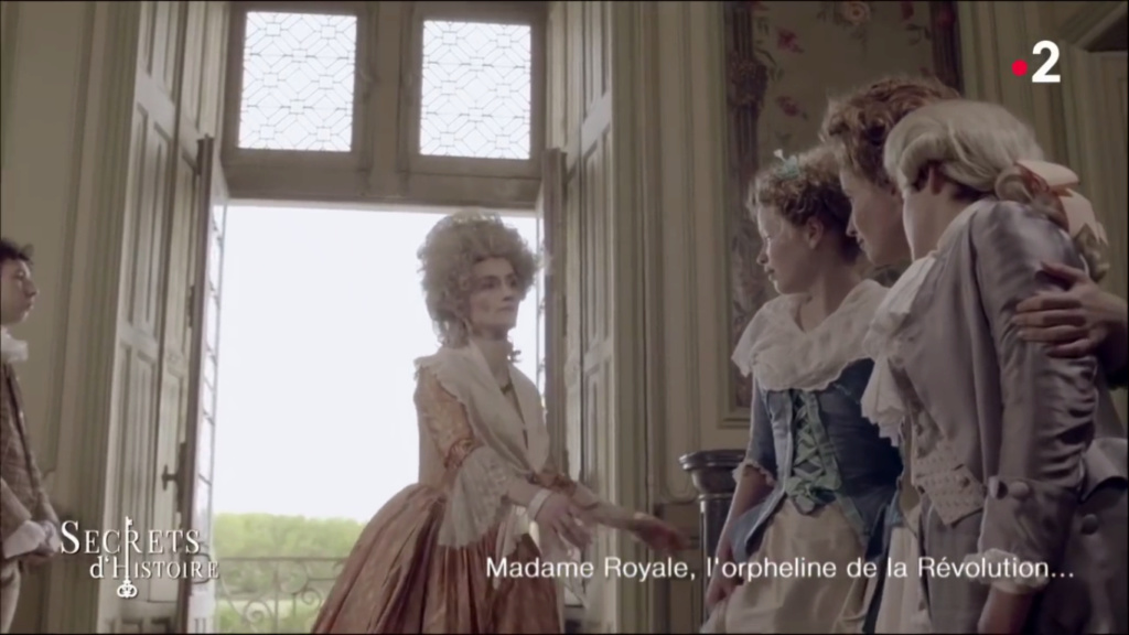«Secrets d'histoire» Marie-Thérèse de France Snzyme34