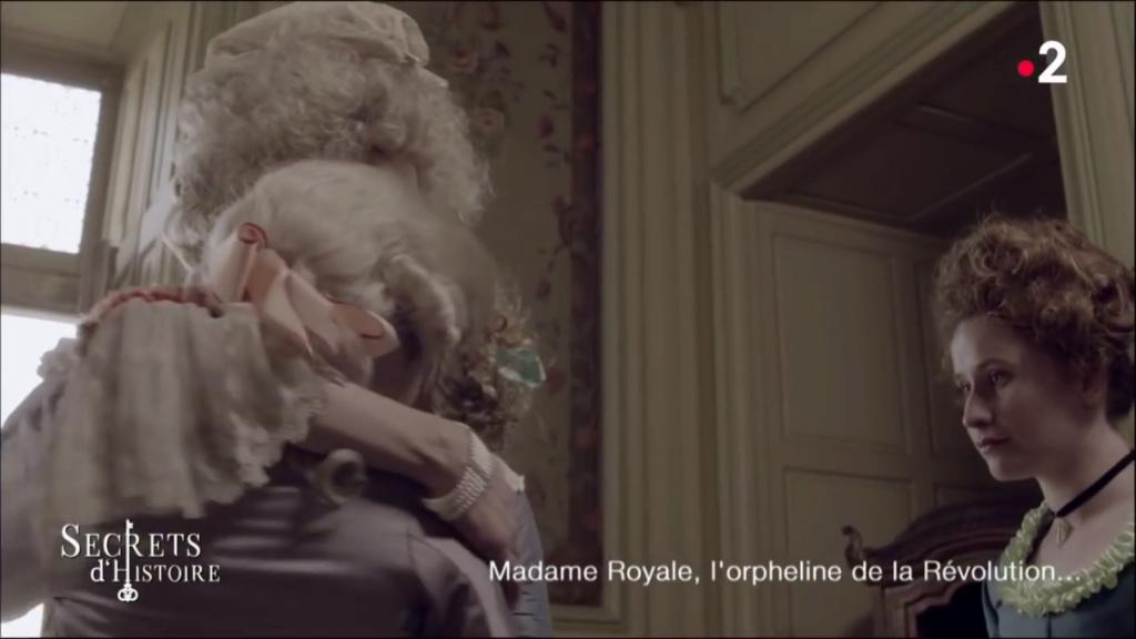 «Secrets d'histoire» Marie-Thérèse de France Snzyme35