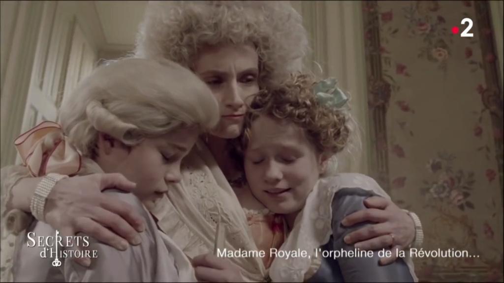 «Secrets d'histoire» Marie-Thérèse de France Snzyme36
