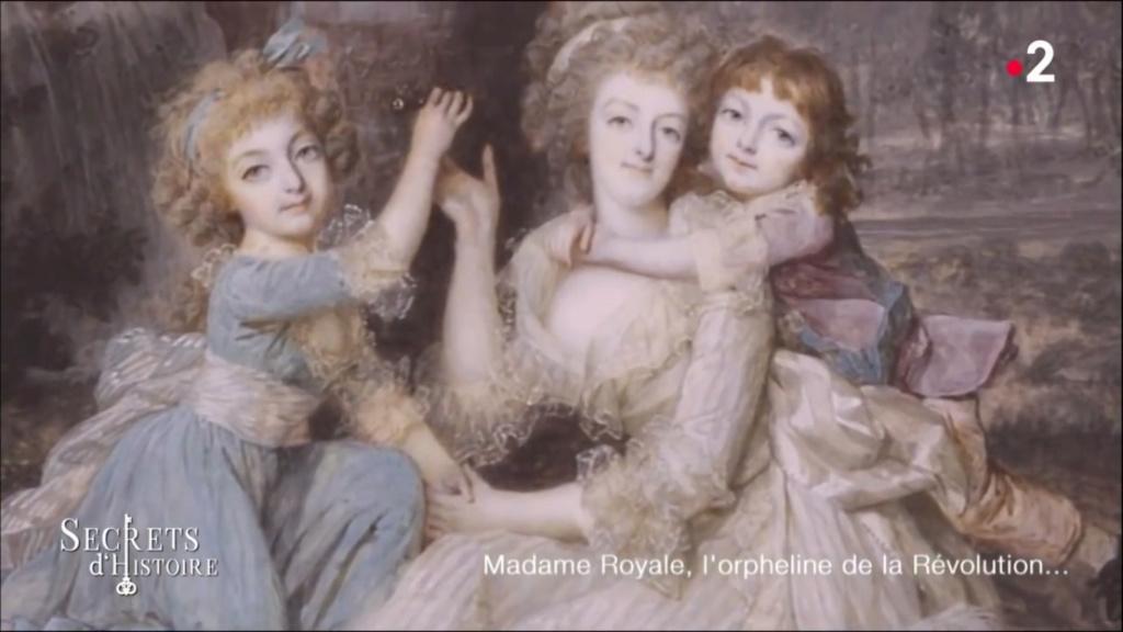 «Secrets d'histoire» Marie-Thérèse de France Snzyme37