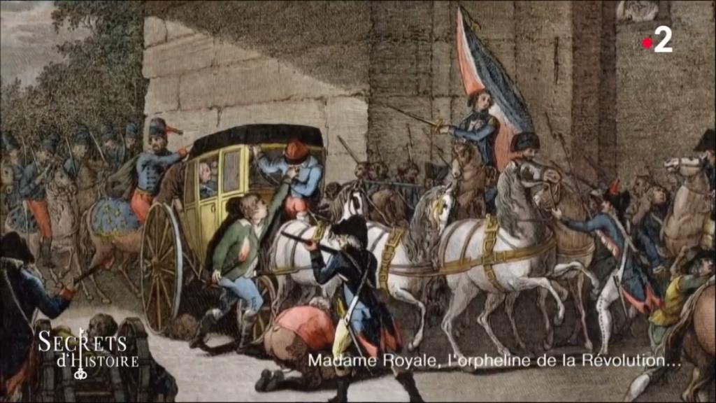 «Secrets d'histoire» Marie-Thérèse de France Snzyme38