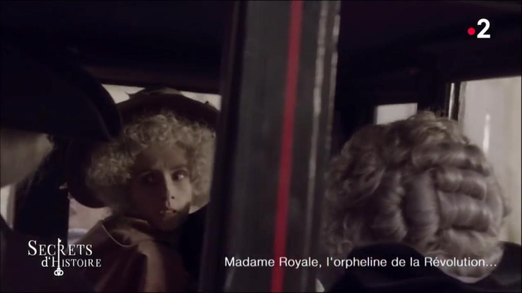 «Secrets d'histoire» Marie-Thérèse de France Snzyme39