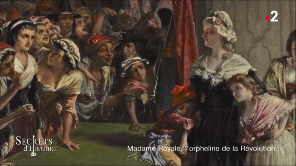 «Secrets d'histoire» Marie-Thérèse de France Snzyme40
