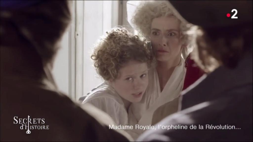 «Secrets d'histoire» Marie-Thérèse de France Snzyme41