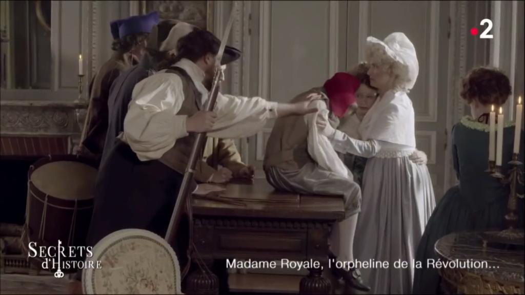 «Secrets d'histoire» Marie-Thérèse de France Snzyme42