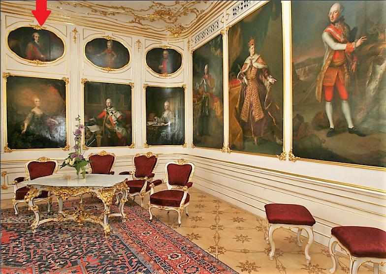 En visite à Prague pour l'impératrice Marie-Thérèse, l'empereur Joseph II, Marie-Thérèse Charlotte de France, le roi français Charles X et la famille française Rohan-Guémen,president France E. Macron. - Page 20 Snzyme44