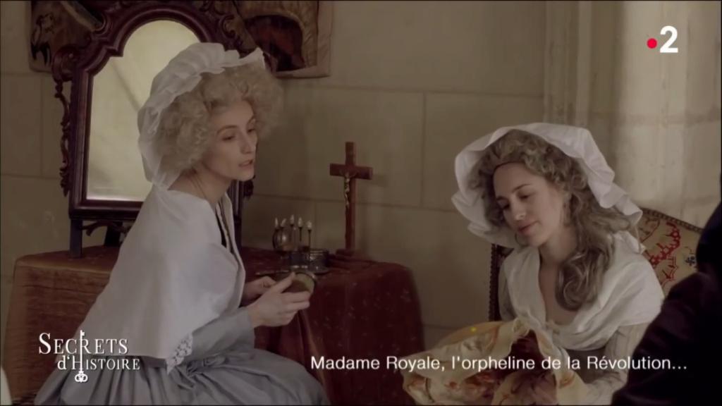 «Secrets d'histoire» Marie-Thérèse de France Snzyme44