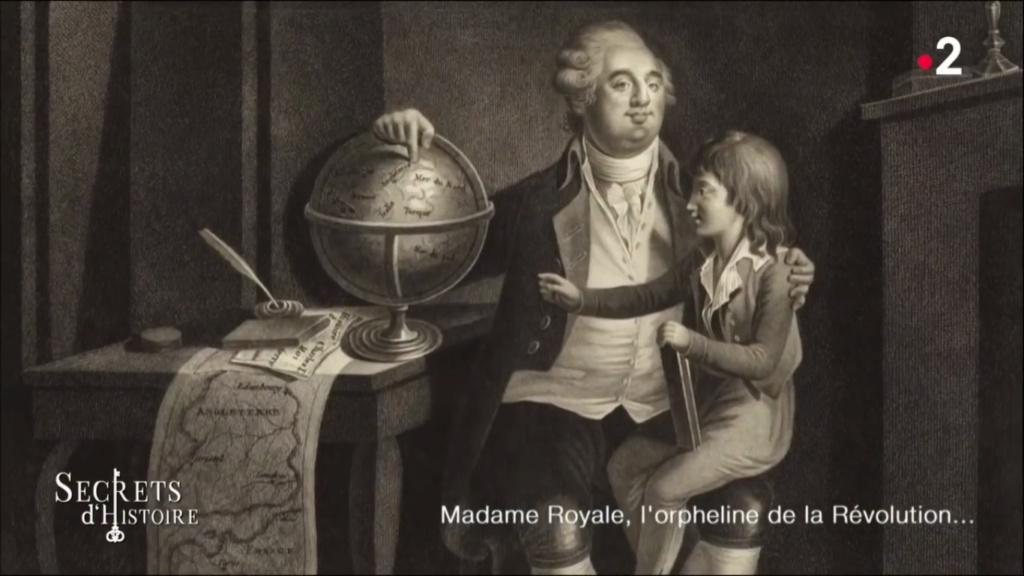 «Secrets d'histoire» Marie-Thérèse de France Snzyme45