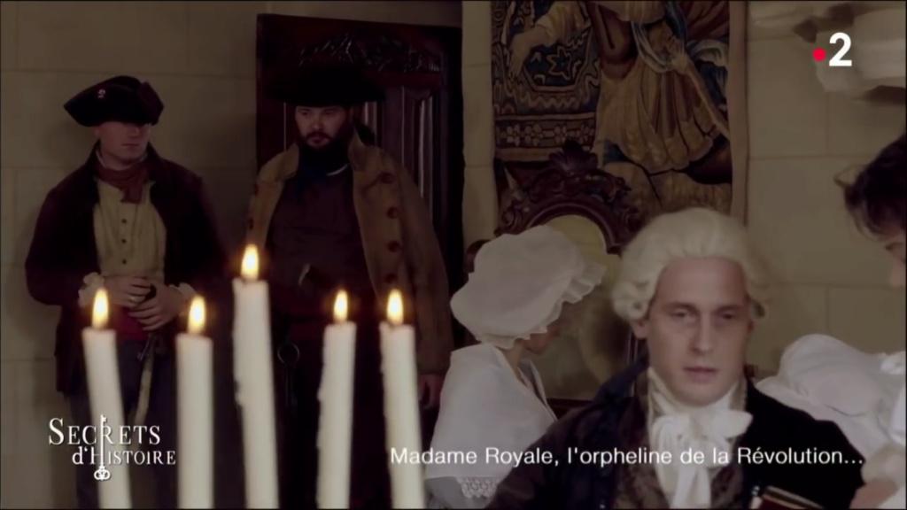 «Secrets d'histoire» Marie-Thérèse de France Snzyme46