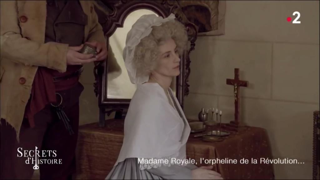 «Secrets d'histoire» Marie-Thérèse de France Snzyme47