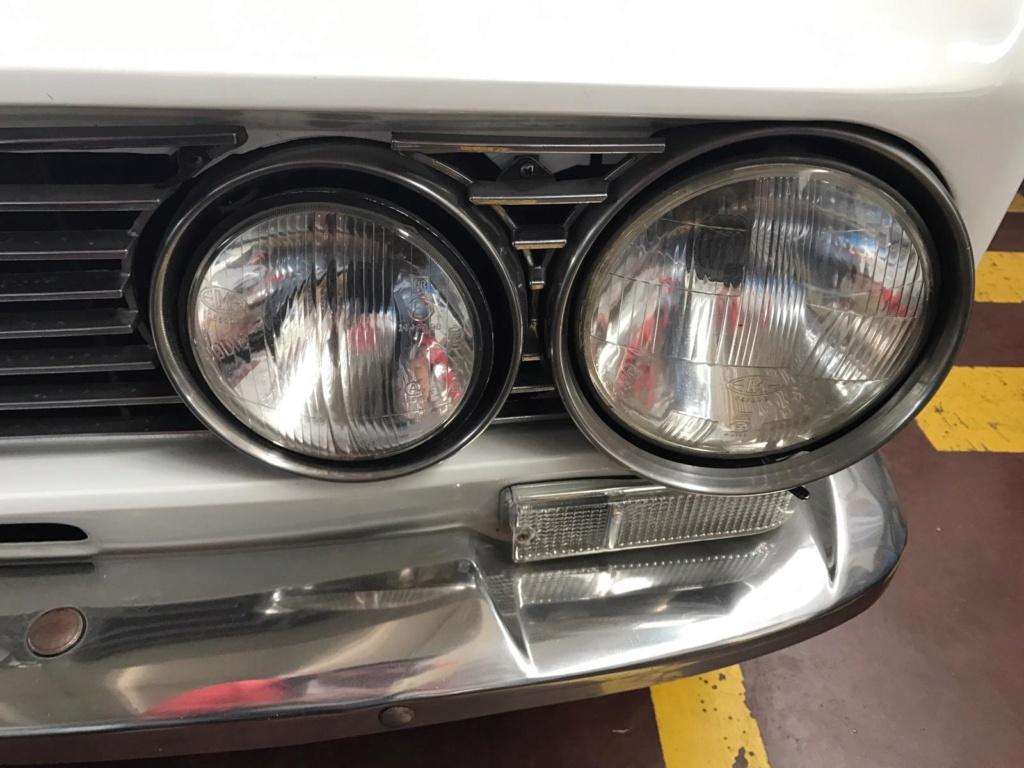 BERTONE 1600 GT Junior - Question feux AR Photo-10