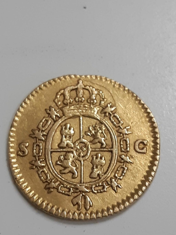 Medio escudo Carlos iii Img-2011