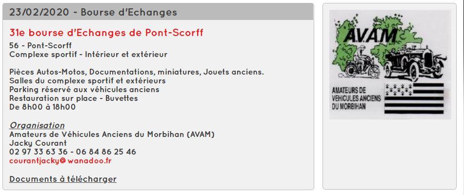 Bourse Pont Scorff 56 le 23.02.2020 Bourse10