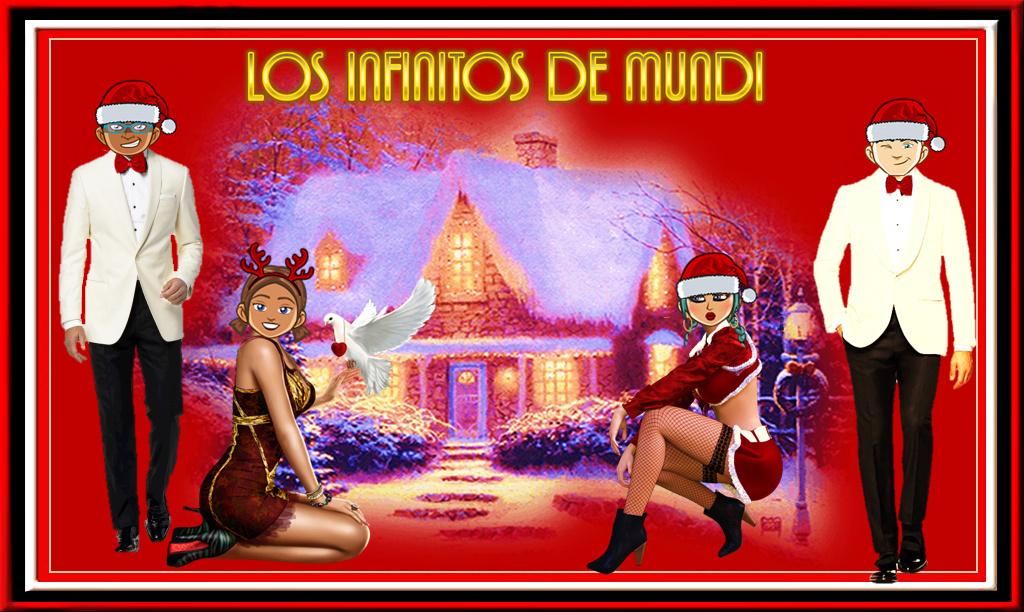 LOS INFINITOS DE MUNDI