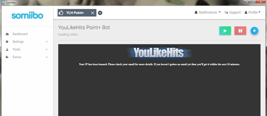 YouLikeHits - IP Ban - How To Apply Proxy In Order To By-Pass IP Ban Somiib11