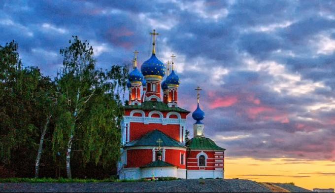 История города Углича.   20180710