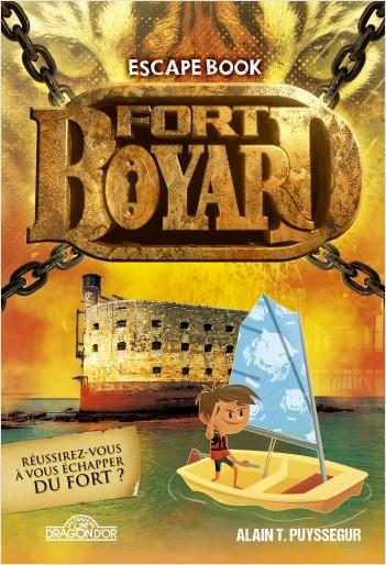 """Produits dérivés 2019 : Escape Box & Escape Book & Livre """"Escape Game à Fort Boyard !"""" 97828210"""