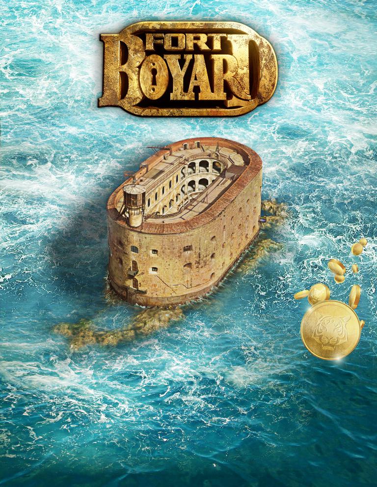Jeu vidéo Fort Boyard de Microïds - PC/Switch/PS4/Xbox One - 2019 et 2020 - Page 3 P10