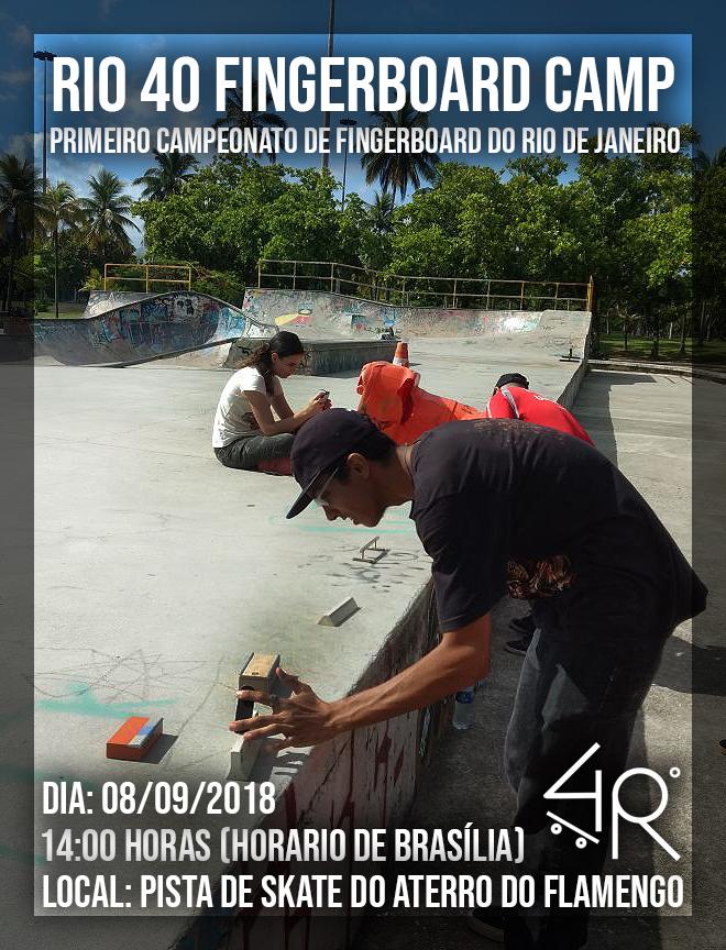 Rio 40 fingerboard Camp Foto_o11