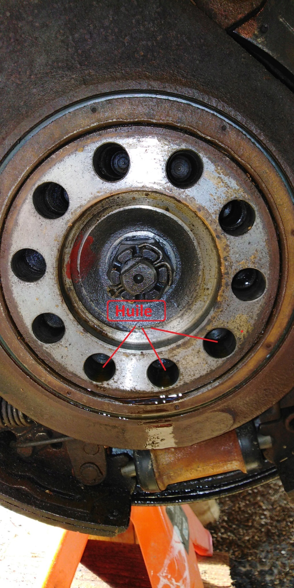 Fuite huile réducteur arrière 411 Huile_12