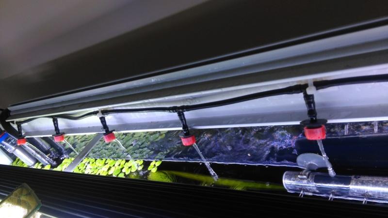 changements d'eau semi-automatique R10