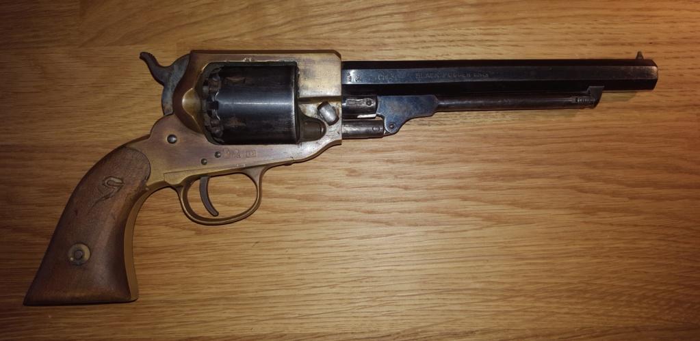 Symbole inconnu sur Poignet de pistolet  20200624