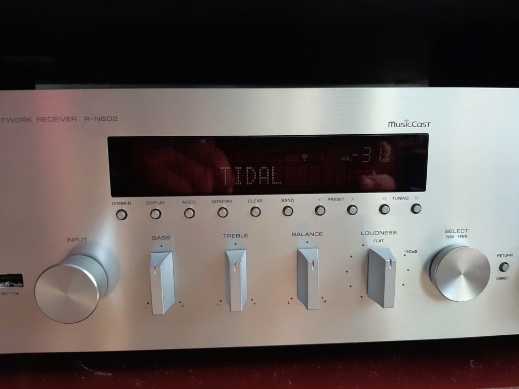 Yamaha Network Receiver R-N602 (SOLD) 20191010