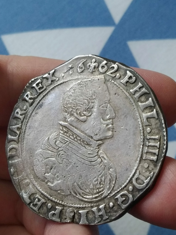 Ducaton Felipe IV Brujas (Flandes) 1662 Ducato13
