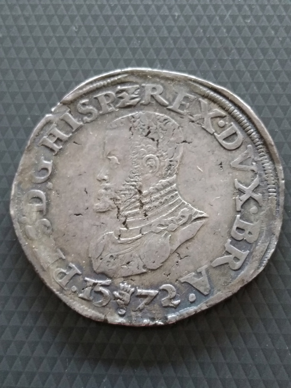 Escudo Felipe o Filipusdaalder Amberes 1572 - Página 2 Escudo14