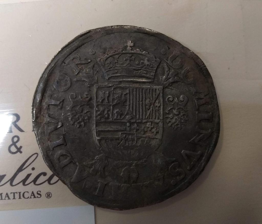 Escudo Felipe o Filipusdaalder Amberes 1572 - Página 2 Escudo16