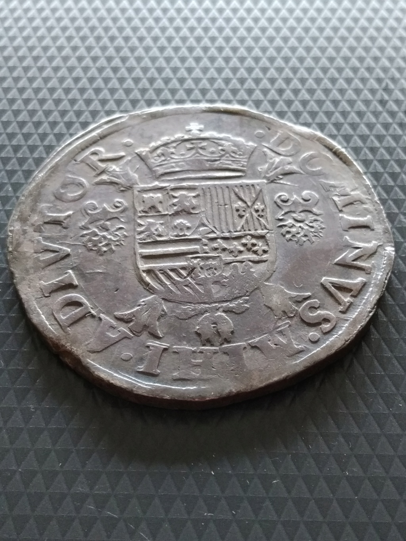 Escudo Felipe o Filipusdaalder Amberes 1572 - Página 2 Escudo18