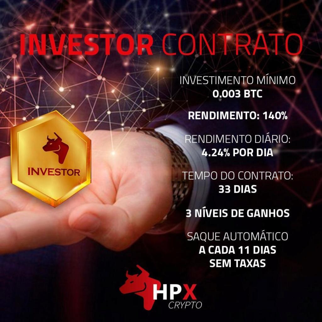 OPORTUNIDADE [Provado] HPX - Criptomoedas - Pagamento por Bitcoin automatico Whatsa11