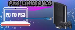 Tutorial de Como utilizar o PKG Linker 2.0 Offline ( Sem Internet)! Maxres10
