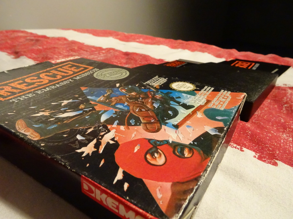 NOUVEAUX ARRIVAGES-Endo's Exposition-Ma collec' de Jeux Vidéos ! Dsc00363