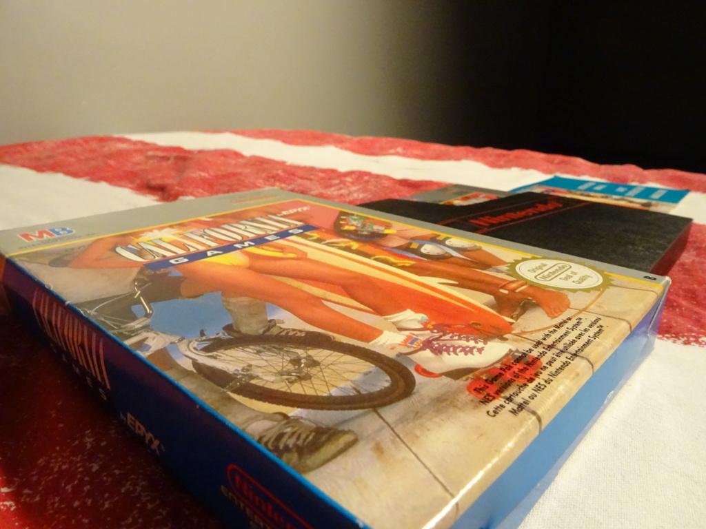NOUVEAUX ARRIVAGES-Endo's Exposition-Ma collec' de Jeux Vidéos ! Dsc00367