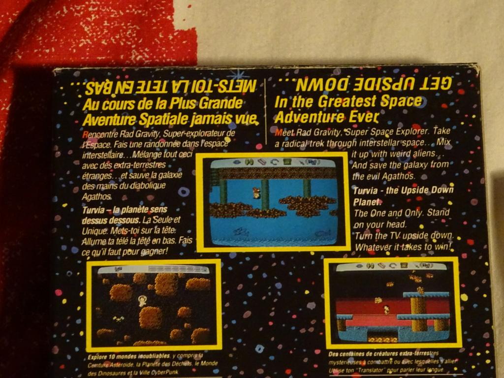 NOUVEAUX ARRIVAGES-Endo's Exposition-Ma collec' de Jeux Vidéos ! Dsc00382