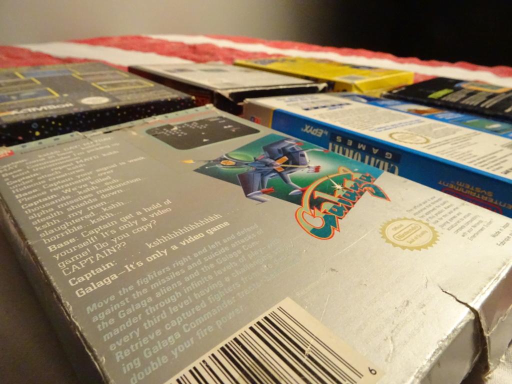 NOUVEAUX ARRIVAGES-Endo's Exposition-Ma collec' de Jeux Vidéos ! Dsc00392