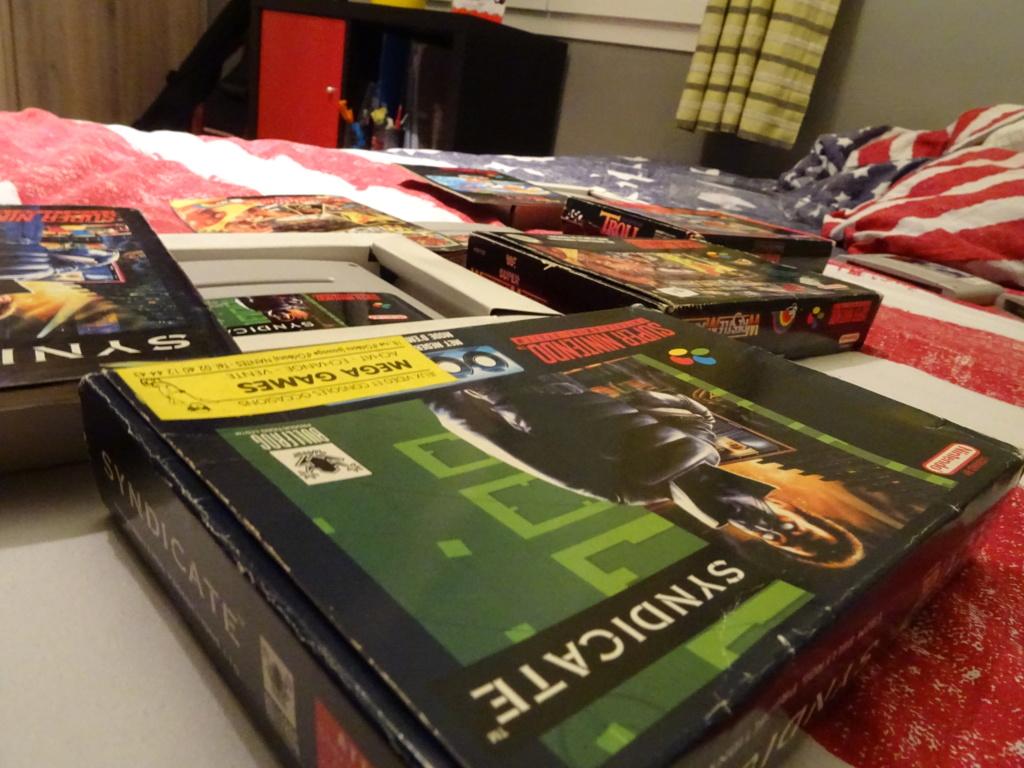 NOUVEAUX ARRIVAGES-Endo's Exposition-Ma collec' de Jeux Vidéos ! Dsc00439