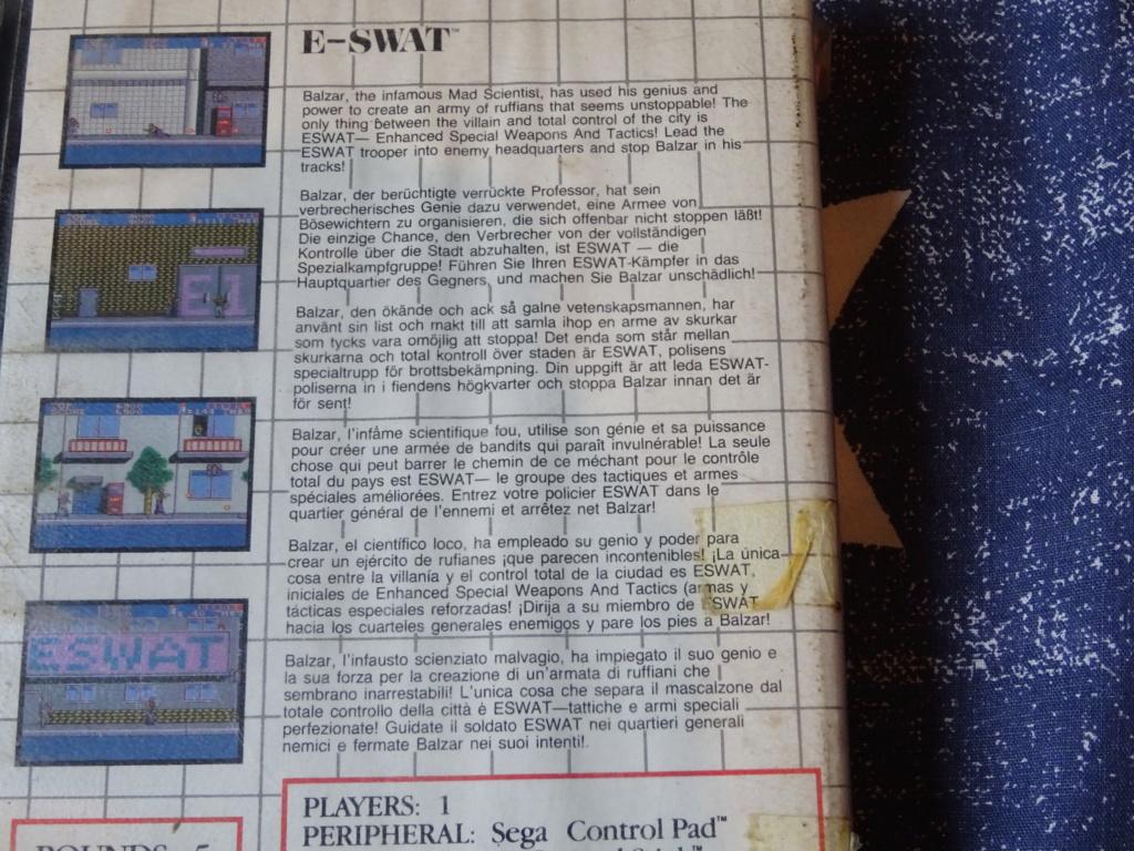 NOUVEAUX ARRIVAGES-Endo's Exposition-Ma collec' de Jeux Vidéos ! Dsc00446