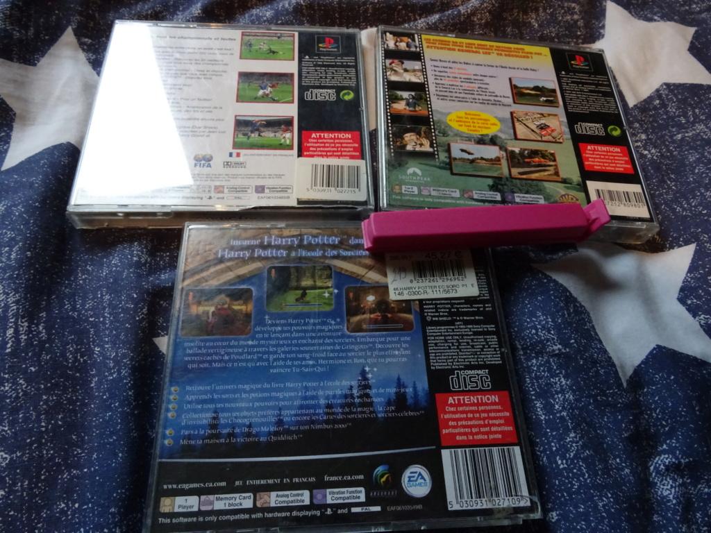 NOUVEAUX ARRIVAGES-Endo's Exposition-Ma collec' de Jeux Vidéos ! Dsc00530