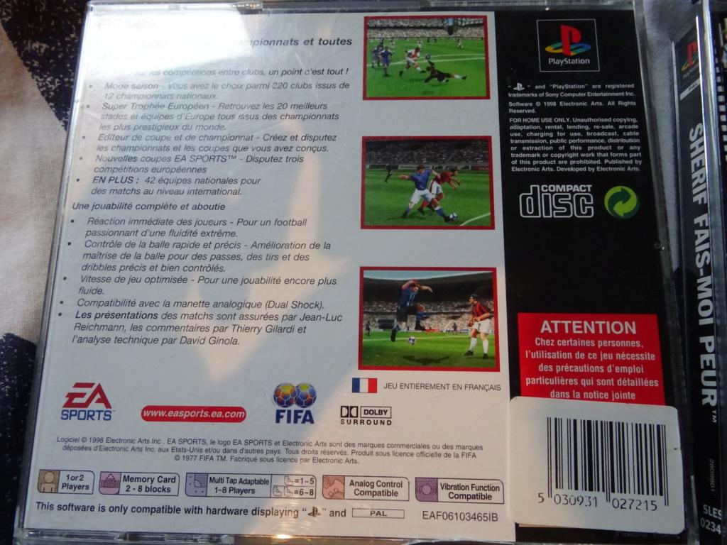 NOUVEAUX ARRIVAGES-Endo's Exposition-Ma collec' de Jeux Vidéos ! Dsc00532
