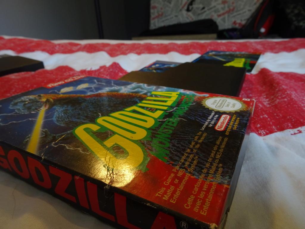 NOUVEAUX ARRIVAGES-Endo's Exposition-Ma collec' de Jeux Vidéos ! Dsc00543